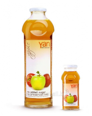 YAN Apple - the Real Armenian juice