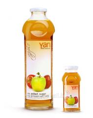 YAN Яблоко - Настоящий армянский сок