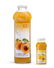 YAN the Apricot - the Real Armenian juice