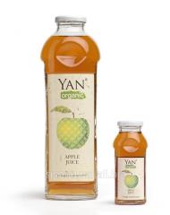 YAN BIO Apple - apple real Armenian juice.