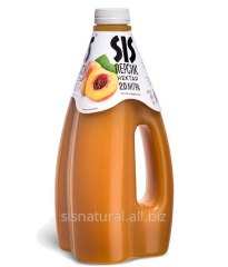 SIS the Apricot, Volume - 2 l, apricot juice the