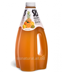 SIS of Multifrut, Volume - 2 l, multifruit juic