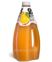 SIS Апельсин , Объем - 2л, orange juice Настоящий армянский сок натуральный. Полезный. Великолепный. Много сока для большой компании