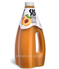 SIS the Peach, Volume - 2 l, peach juice the Real