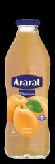 Абрикосовый сок с мякотью с добавлением яблочного сока прямого отжима. Восстановленный. Гомогенизированный. Пастеризованный.