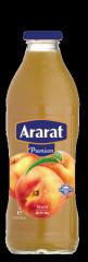 Персиковый сок с мякотью с добавлением яблочного сока прямого отжима. Восстановленный. Гомогенизированный. Пастеризованный.