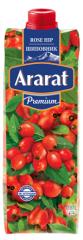 Сокосодержащий напиток из шиповника неосветленный. Ararat Premium 0.97