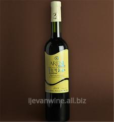 Вино `Арени Премиер - 2008` с выдержкой из урожая