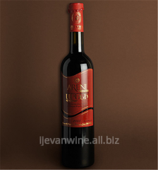 Areni Premier — 2005 wine with endurance from a