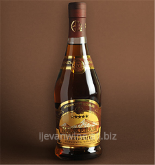 Ijevan cognac Endurance of 5 years. Strength is