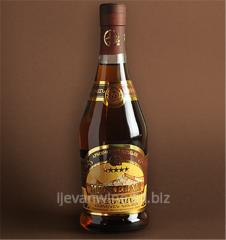 Ijevan cognac Endurance of 5 years. Strength is