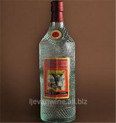 Кизиловая Водка 0,75л фруктовая тройной дистилляции - королева всех фруктовых водок - крепкость - 45-51%