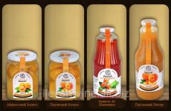 Компот  Абрикосовый , Персиковый , Напиток Из Шиповника , Персиковый Нектар