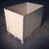 Складные фанерные контейнеры