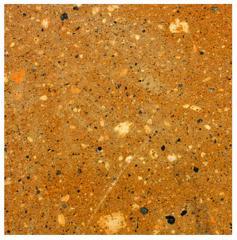 ТУФ (вулканический) - это пористая каменная порода.