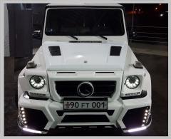 Облицовка для Mercedes G463