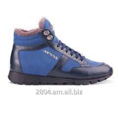 Ботинки со шнурками 2021