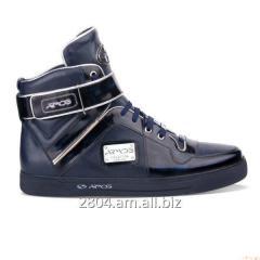 Мужские зимние ботинки сникерс 2013