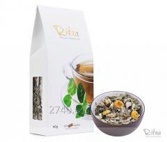 Чай С Мятой И Ромашкой (травяной чай)