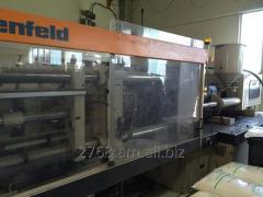Машины для литья под давлением  Battenfeld BK 2500/1250