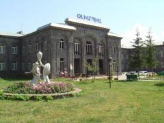 Джермук санатория Олимпия