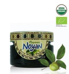 Organic young walnuts jam, without preservatives,