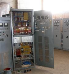 Оборудование электрощитовое