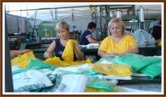 Полиэтиленовые пакеты для розничной торговли