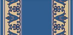 Дорожки ковровые D-06-02