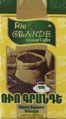 Кофе натуральный жареный молотый, 100 г