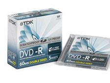 Диски DVD +/-RW