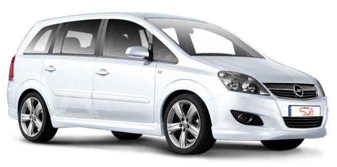Заказать Opel Zafira or similar