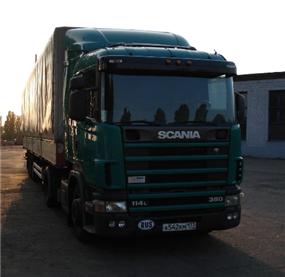 Заказать Международные автомобильные перевозки грузов по странам Европы, Азии, Закавказья, Турции, Украине