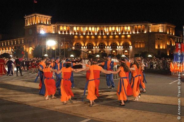 Заказать Уик-энд в Армении