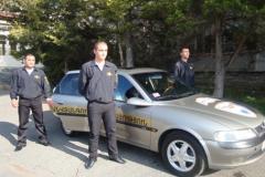 Услуги телохранителей