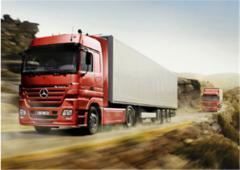 Автомобильные перевозки грузов