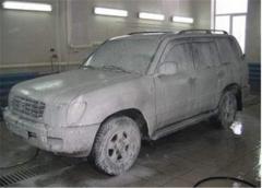 Мойка легковых автомобилей