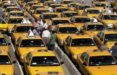 Установка таксометров на автомобили