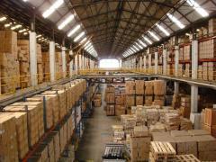 Складирование и перевозка сборных грузов в Армению