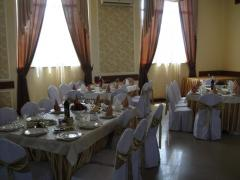 Ресторан и гостиница  NORABATS HAMALIR