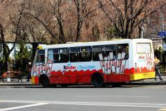Наружная реклама на общественном транспорте