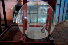 Обработка фигурной кромки стекла