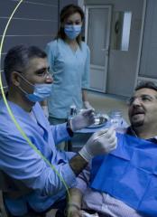 """Протезирование зубов """"Cerec"""" в"""