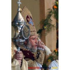 Святая Пасха в Армении