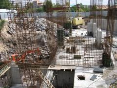 Монтажно-строительные работы