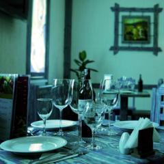 Ресторан в отеле Арарат