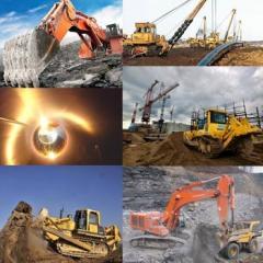 Строительные работы в энергетической отрасли