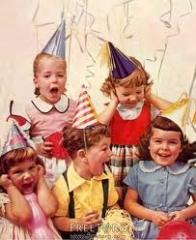 Организация Дней Рождения для детей