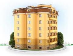 Проектирование общественных и жилых зданий